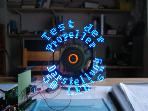 PropellerClock Test