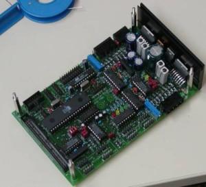 RNBFRA Roboterboard Aufbau