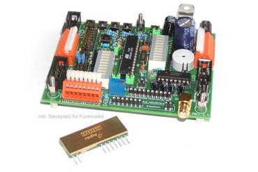 RN-Mega8Plus Funk Controllerboard