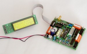 AVR Controllerboard RN-Mega8Plus LCD