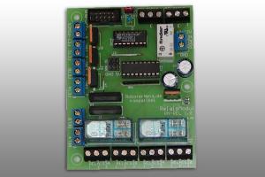 I2C Relais Board