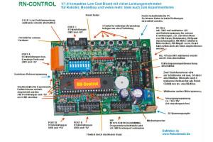 AVR-Controllerboard RN-Control