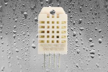 DHT22 / AM2302-Luftfeuchte und Temperatursensor