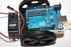Bauanleitung Arduino Roboter