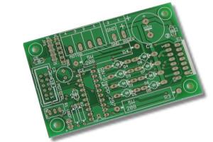 Platine Schrittmotortreiber für Schrittmotoren mit bis zu 2A Phasenstrom