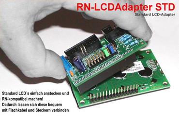 RN-LCD Adapter für Standard LCD