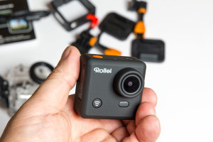 Test Rollei Actioncam 410