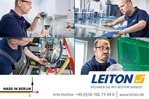 LeitOn liefert Roboternetz & Mikrocontroller-Elektronik.de Leiterplatten