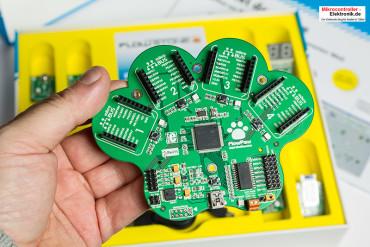 Lernpaket / Entwicklungsboard IoT-Internet der Dinge