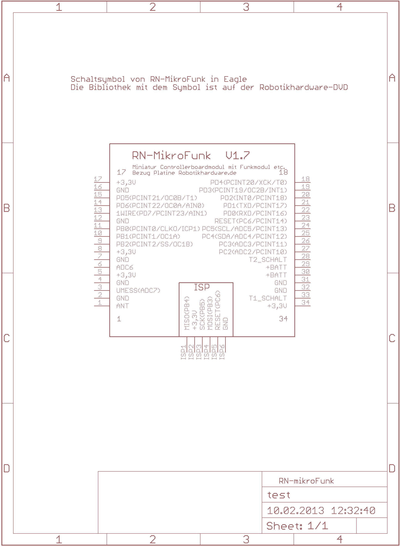 RN-MikroFunk - Mikrocontroller Projekt mit FunkmodulMikrocontroller ...