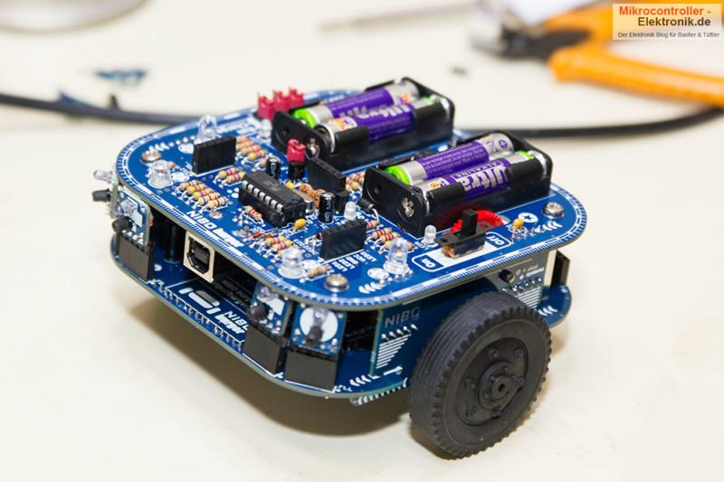 Praxistest: Roboter Nibo Burger im Test