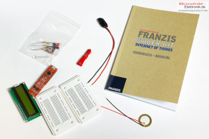Franzis-Maker-Kit-Internet-of-Things-Lieferumfang