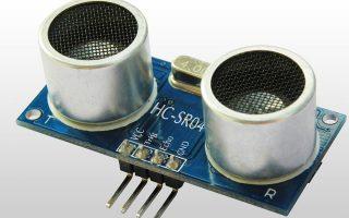 Ultraschallsensor-HC-SR04-Ultrasonic-Sensor