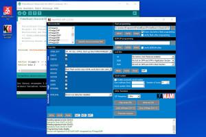 kampro-programmer-neben-arduino-ide