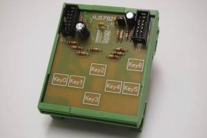 qtouch-Schaltung-chip-AT42QT1070-Modul