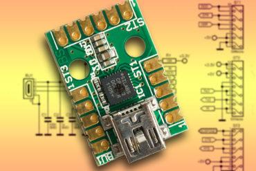 Mini-USB-Modul UM2102