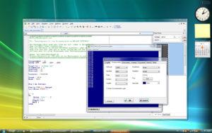 In der IDE wird der COM-Port eingetragen