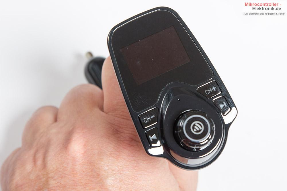 Enjoyable Auto Bluetooth Freisprecheinrichtung Mit Fm Transmitter Und Mp3 Wiring Cloud Hisonuggs Outletorg