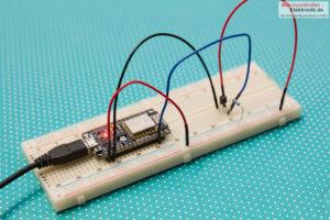 NodeMCU-Arduino-IDE-DS18B20-Schaltung