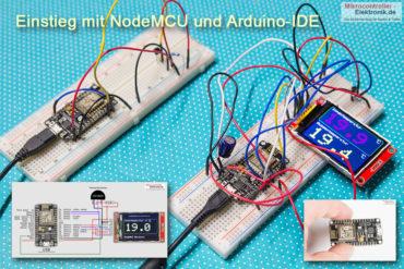 NodeMCU und ESP8266 – Einstieg in die Programmierung