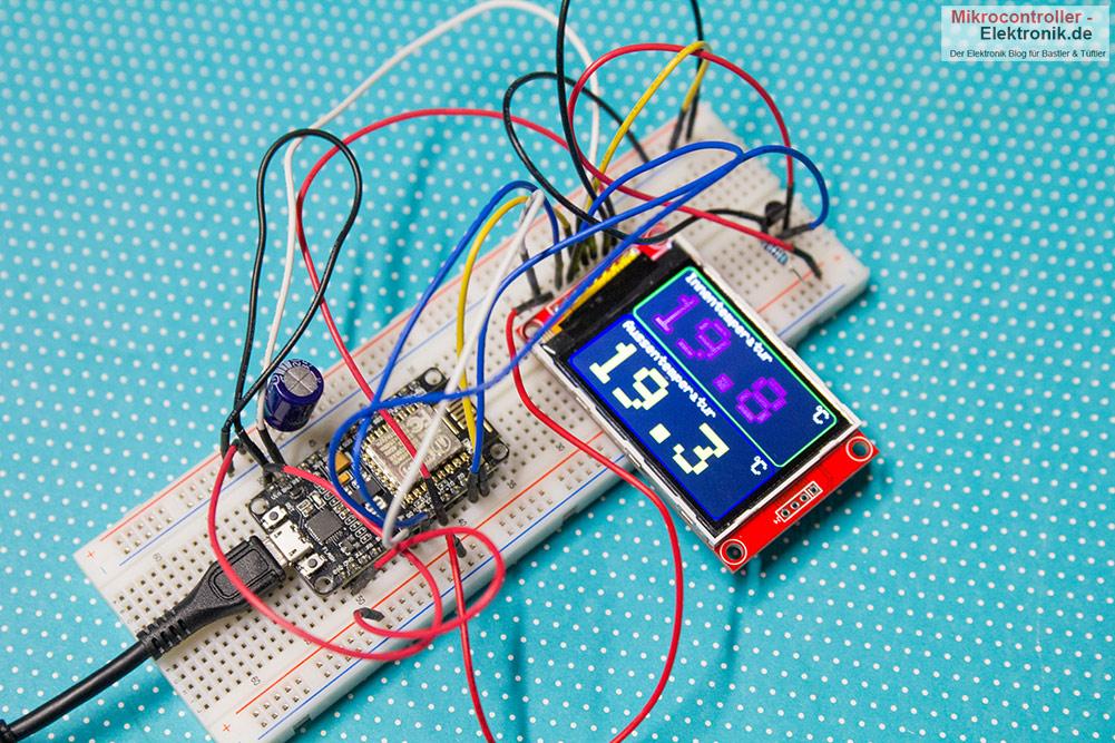 NodeMCU-Sever-mit-Innentemperaturmessung-Schaltung