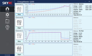 Q200 Software Charge Master