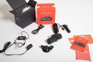 VANTRUE-T2-OBD-Dashcam-1080P-Lieferumfang